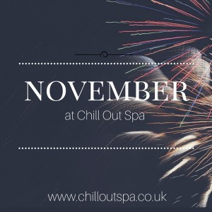 Spa Offers this month at Chill Out Spa
