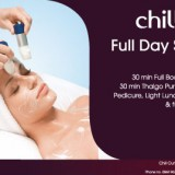 Full Day Spa Package